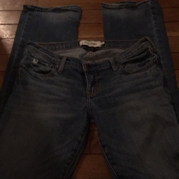 Girl's Abercrombie & Fitch Haley Jeans
